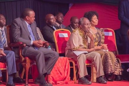 Uhuru and Ngugi